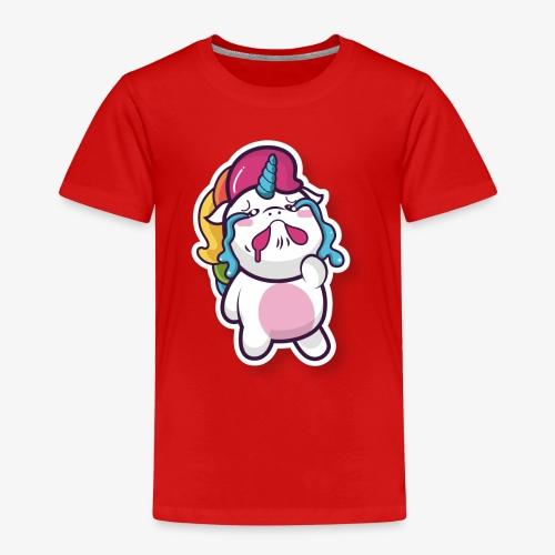 Funny Unicorn - Kids' Premium T-Shirt
