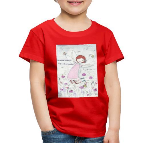 Blümchen Fee - Kinder Premium T-Shirt