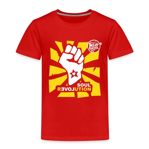 MLO Soul Revolution Medium - Kinder Premium T-Shirt