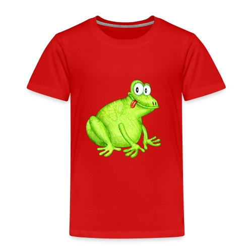 Happy - Kinderen Premium T-shirt