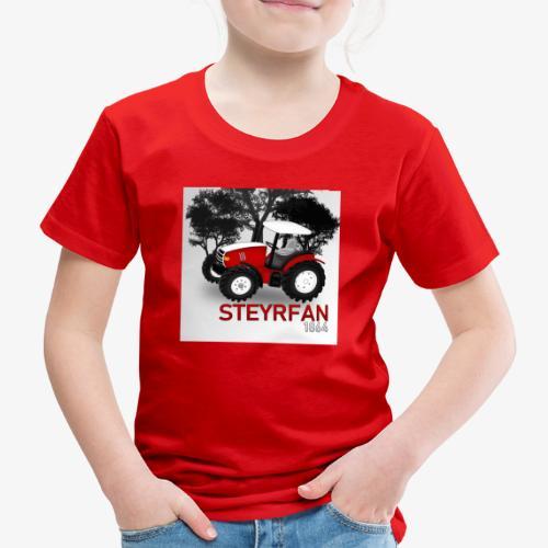 steyrfan1864 - Kinder Premium T-Shirt