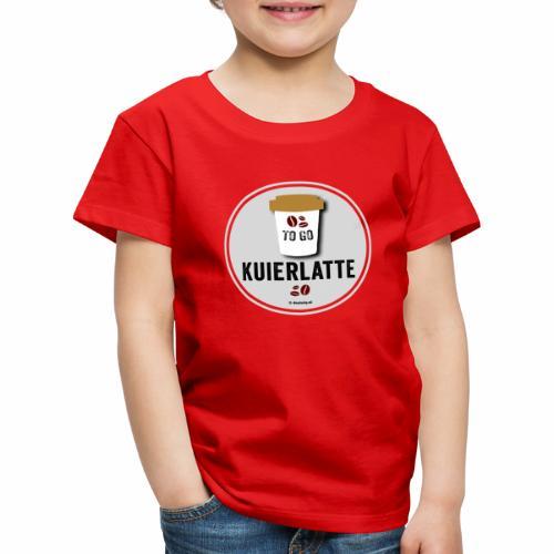 Kuierlatte - Kinderen Premium T-shirt