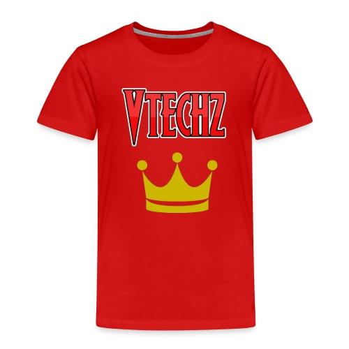 Vtechz King - Kids' Premium T-Shirt