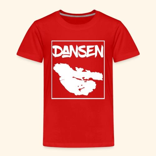 DansenKartaVit - Premium-T-shirt barn
