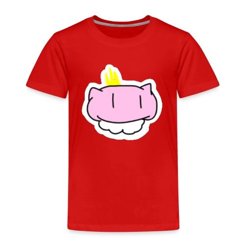 MewKungen! - Premium-T-shirt barn
