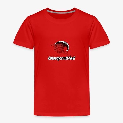 Vague Wave Thinkpornichet by DesignTouch - T-shirt Premium Enfant