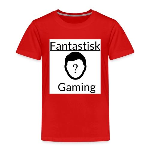 FG-12 - Premium T-skjorte for barn