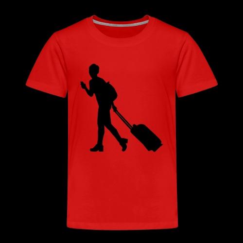travel - Kinder Premium T-Shirt