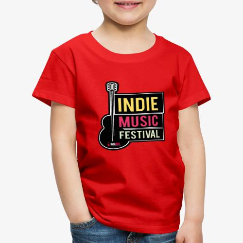 SOUND 001 - Camiseta premium niño