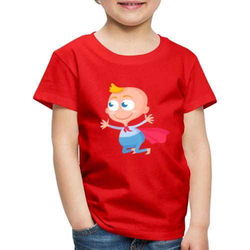 bébé super heros T-shirt - T-shirt Premium Enfant