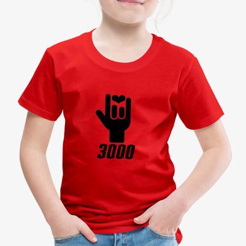 I Love You 3000 - Kids' Premium T-Shirt