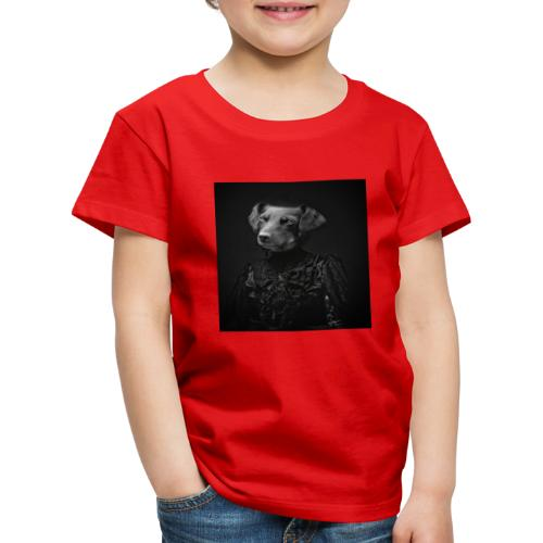 Lady Dog - Kinder Premium T-Shirt