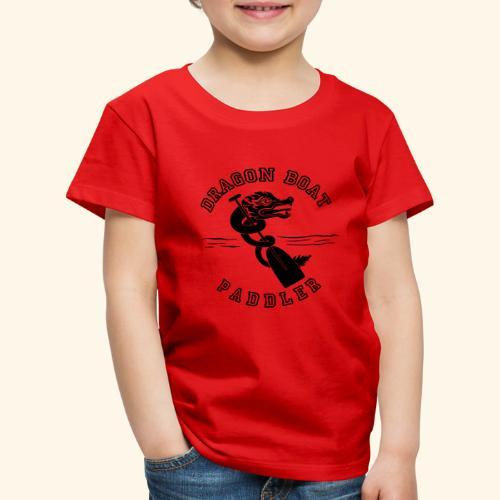 DragonPaddler - Maglietta Premium per bambini