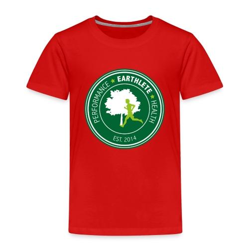 EARTHLETE Brand Logo - Børne premium T-shirt