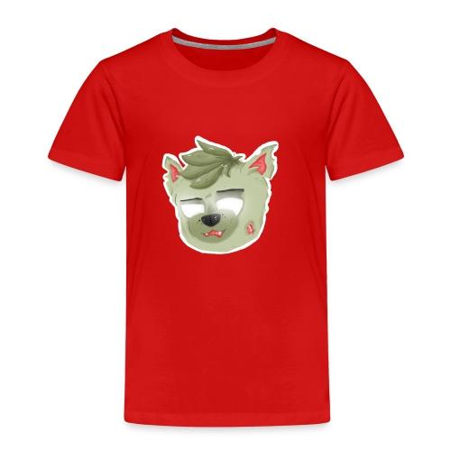 MineWolfs - Zombie-Wolf - Mearch - Kinder Premium T-Shirt