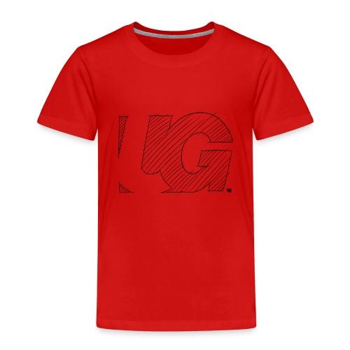 UG Logo sketch - Kids' Premium T-Shirt
