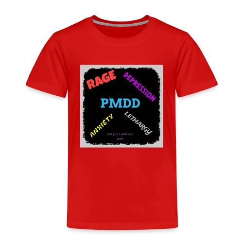 Pmdd symptoms - Kids' Premium T-Shirt