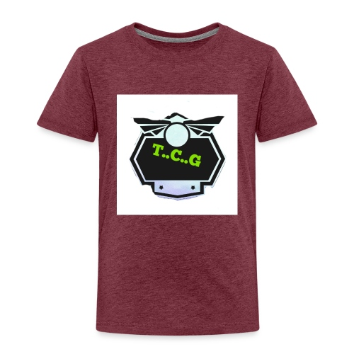 Cool gamer logo - Kids' Premium T-Shirt