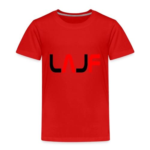 LAJF svart - Premium-T-shirt barn