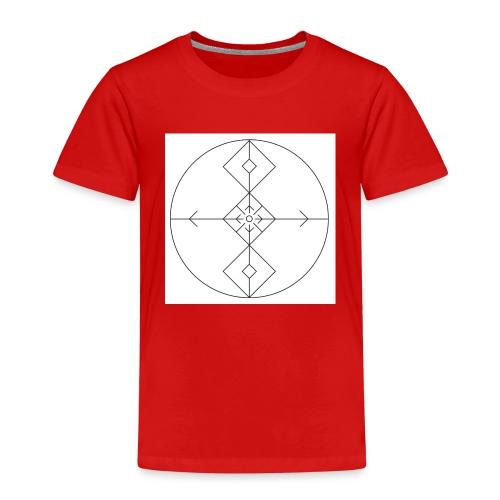 I release family karma now. - Premium T-skjorte for barn