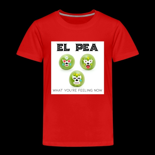 EL Pea - What You re Feeling Now - Kids' Premium T-Shirt