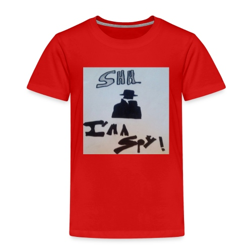 Shhhhhhh... Im a spy - Kids' Premium T-Shirt
