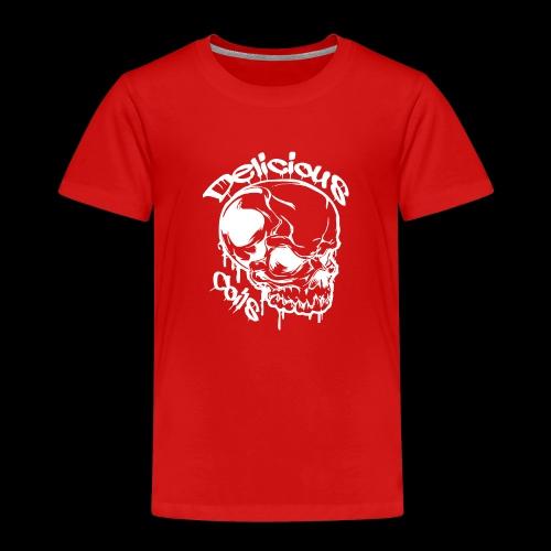 Logo Mode Weiss - Kinder Premium T-Shirt