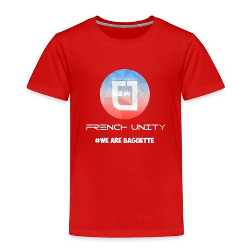 French Unity - T-shirt Premium Enfant