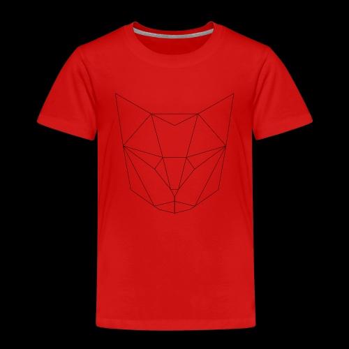 Cat head - T-shirt Premium Enfant