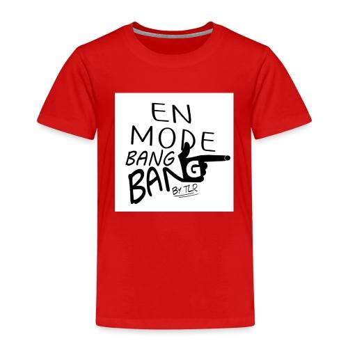 en mode bang bang - T-shirt Premium Enfant