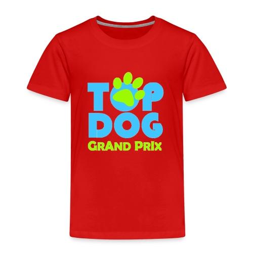 logo topdog PNG - Maglietta Premium per bambini