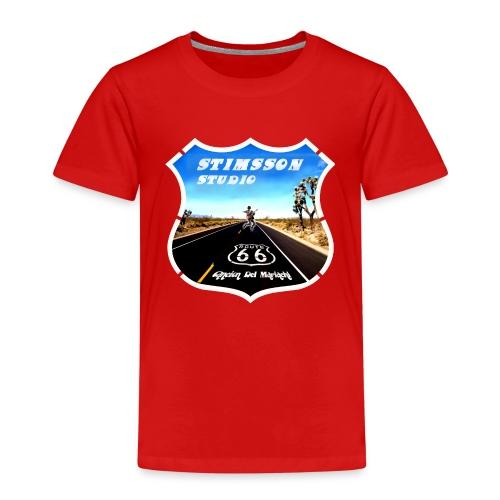 STIMSSON STUDIO - Premium-T-shirt barn