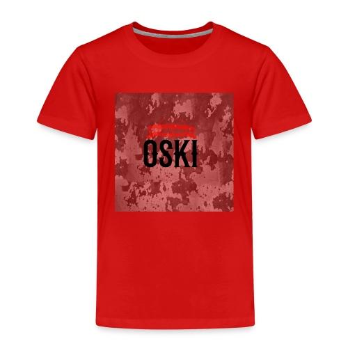Osky - Camiseta premium niño