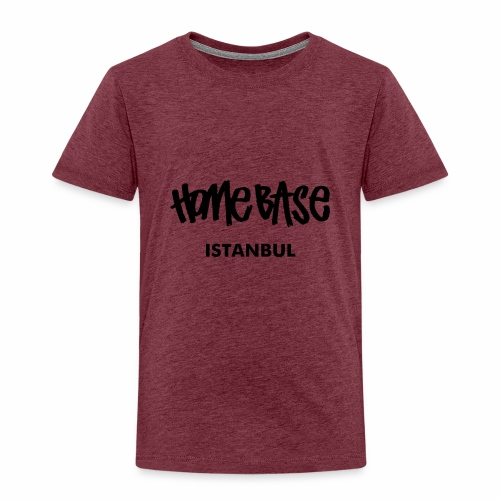 Home City Istanbul - Kinder Premium T-Shirt