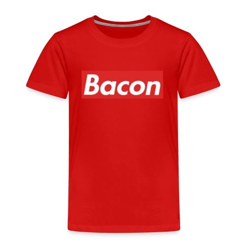 Bacon - Premium-T-shirt barn