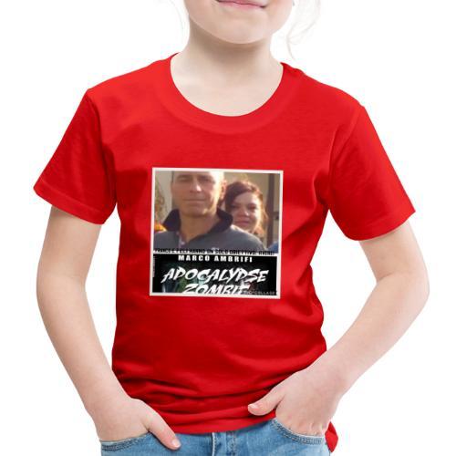 Franco e Feli di Apocalypse zombie - Maglietta Premium per bambini