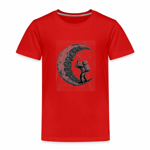 Space Man! - Kinderen Premium T-shirt