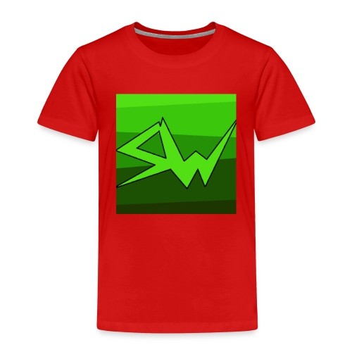 SoupWizard Logo - Kids' Premium T-Shirt