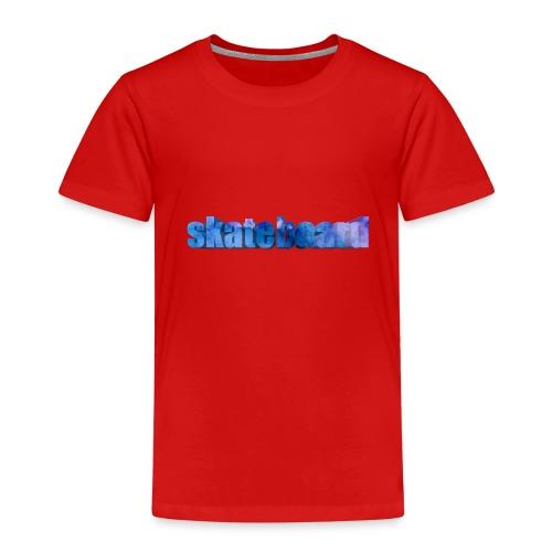 Skate - Børne premium T-shirt