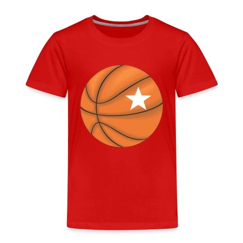 Basketball Star - Kinderen Premium T-shirt
