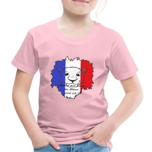 Lion supporter France - T-shirt Premium Enfant