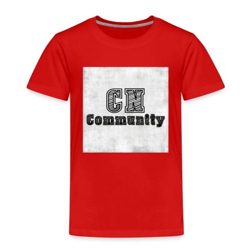 CN Community Logo - Kinderen Premium T-shirt