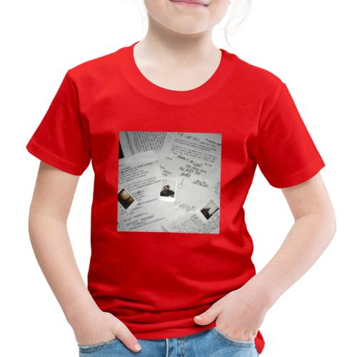 XXXTentacion 17 Album - Kinderen Premium T-shirt