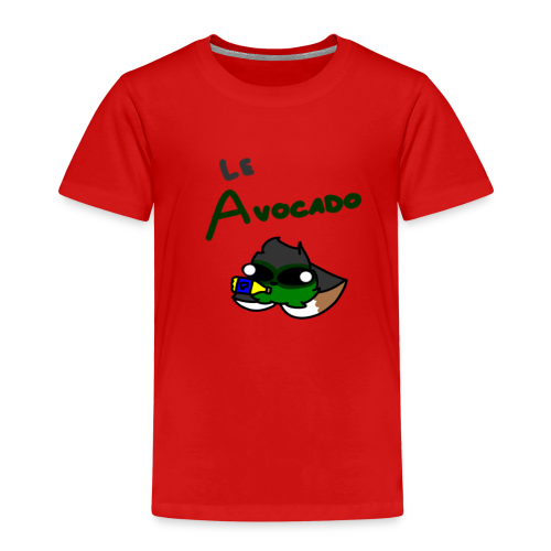 Le Avocado - Kids' Premium T-Shirt