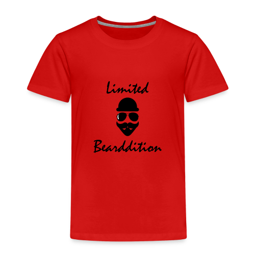 Limited Bearddition - Kinder Premium T-Shirt