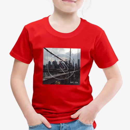 JiaLi NYC - T-shirt Premium Enfant