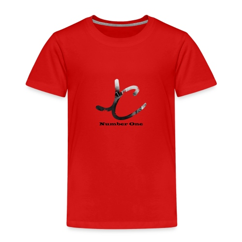 JC - Number One - Kinder Premium T-Shirt
