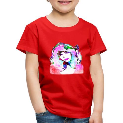 Painted Kate - Kinder Premium T-Shirt