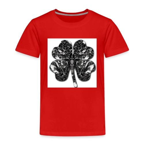Czterolistna konczynka - Koszulka dziecięca Premium