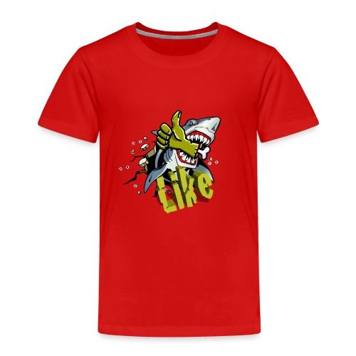 shark 795 like - Maglietta Premium per bambini